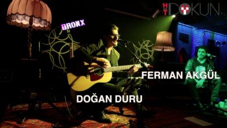 Doğan Duru ve Ferman Akgül'den müzik ziyafeti