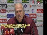 Mustafa Denizli: Lig daha da zorlaştı