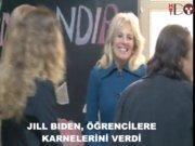 Jill Biden İstanbul'da