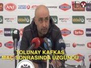 Torku Konyaspor - Kayserispor maçının ardından