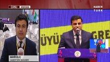 HDP'de Demirtaş ve Yüksekdağ tekrar genel başkan