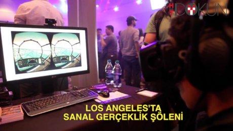 VR Fuarı Los Angeles'ta heyecan yarattı