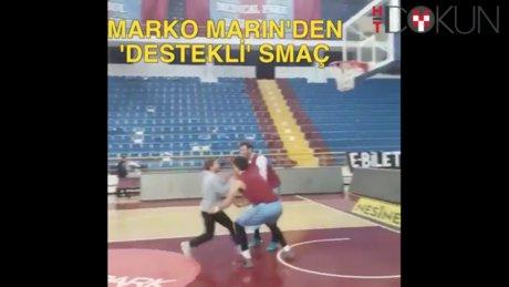 Marko Marin'den 'destekli' smaç