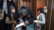 Nafaka borcundan cezaevine giren baba serbest kaldı