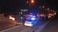 İstanbul'da polis aracına uzun namlulu silahlarla saldırı!