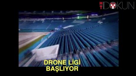 Drone'lar Formula 1'i aratmayacak