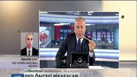 İbrahim Usul Bloomberg TV'de soruları yanıtladı