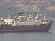 Rus askeri gemisi Çanakkale boğaz'ından geçti