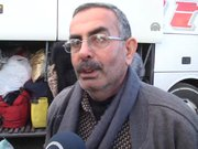 Suriyeli aileler, ilçe merkezine getirildi