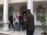 Sinan Çetin'in oğlu gözaltı sonrası adliyeye sevk edildi
