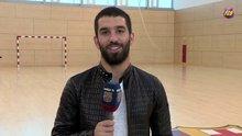 Arda Turan FC Barcelona Türkçe twitter sayfasını duyurdu