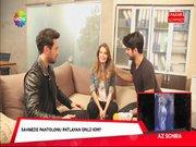 Murat Boz ve Burak Özçivit neden sürekli röportajı terk etmek istedi ?