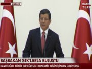 Başbakan Davutoğlu STK'larla buluştu - 1.Bölüm