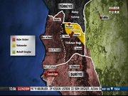 Türkmen dağı'nda yoğun çatışma