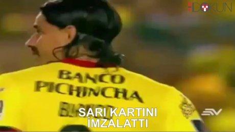Hakim Ronaldinho'dan imza istedi