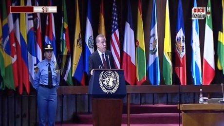 Cumhurbaşkanı Şili'de