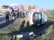 Esenyurt'ta kaza: Çok sayıda yaralı var