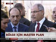 Bölge için master plan