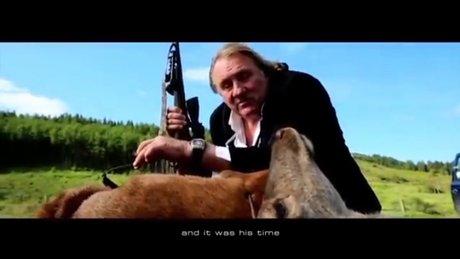 Reklamda geyik öldürüldü