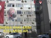 İsmail Akkol ve Fadik Adıyaman susma haklarını kullandı