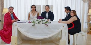 Nur, Kerem Sancaktar'la evlendi