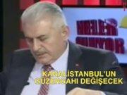 Kanalistanbul'un güzergahı değişiyor