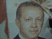 41 bin raptiye ile Cumhurbaşkanı Erdoğan'ın tablosunu yapacak
