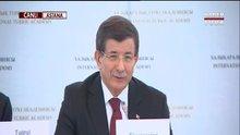 Başbakan Ahmet Davutoğlu, Kazakistan'da konuştu