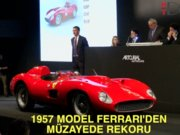 1957 Model Ferrari'ye 32 milyon euro