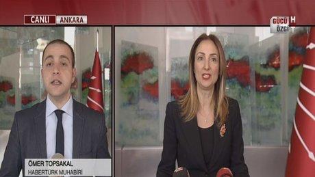 CHP'de Atatürk resmi krizi