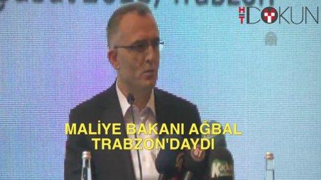Maliye Bakanı Ağbal: 'Turizm bizim önemli istihdam kaynaklarımızdan'