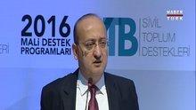 Yalçın Akdoğan Mülteci sorununa değindi