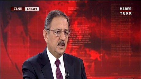 Mehmet Özhaseki Habertürk TV'de