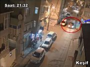 Kanarya'daki silahlı saldırı güvenlik kamerasında