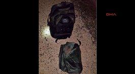 Oğuzeli'nde sınırdan Türkiye'ye girmeye çalışan 34 kişi yakalandı, 4 adet canlı bomba yeleği ele geçirildi