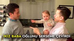 SANA BABA DİYEBİLİR MİYİM AMCA!