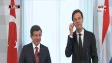 Hollanda'da ortak açıklama