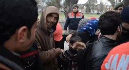 51 Suriyeli göçmen yakalandı