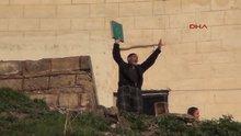 Şehit polis Abdulkadir Oğuz gözyaşlarıyla uğurlandı