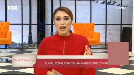 Zuhal Topal isyan eti