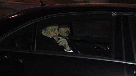 11. Cumhurbaşkanı Gül'den Arınç'a ziyaret