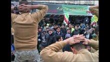 İran'daki Devrim kutlamalarına damgasını vuran kareler