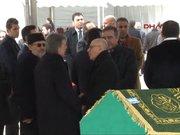Abdullan Gül'ün kayın pederi son yolculuğuna uğurlanıyor