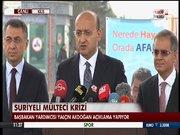 Akdoğan: Türkiye'ye insanlık dersi vermek kimsenin haddine değil