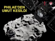 Philae'den umut kesildi