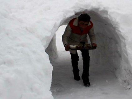 quot Kardan quot tünel yaptılar