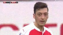 Mesut Özil'in duaları kabul oldu, Leicester'in rüyası son buldu