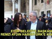 Eyüp Belediye Başkanı Remzi Aydın Habertürk'e konuştu