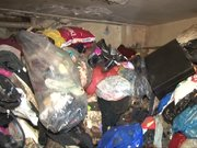Prenses'in evinden kamyonlarca çöp çıktı
