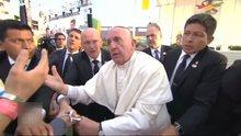 Papa çok sinirlendi